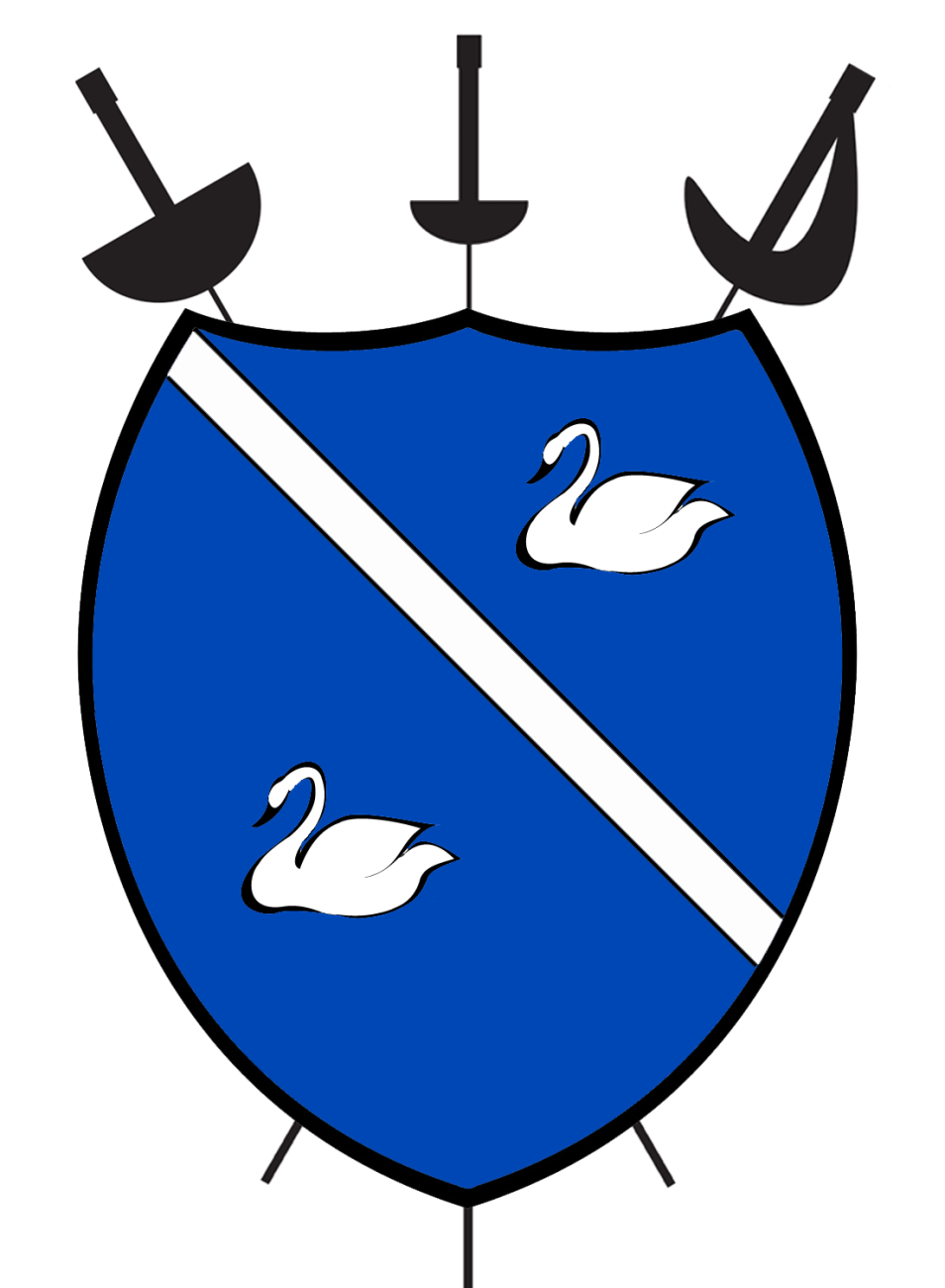 Cropped Dfa Logo Png Davis Fencing Academy